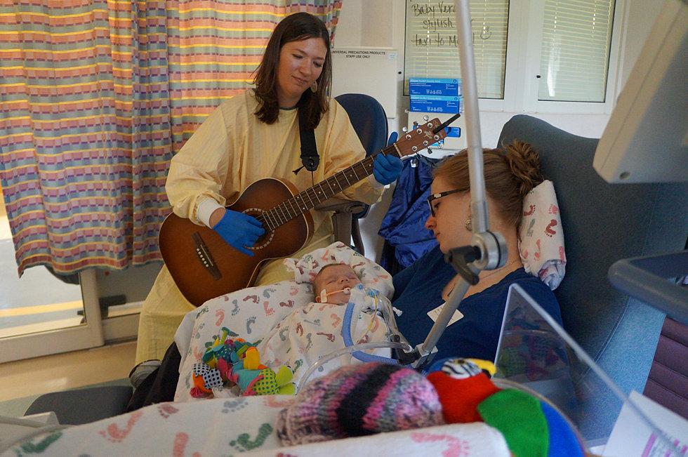 Healing Rhythms Music Therapy