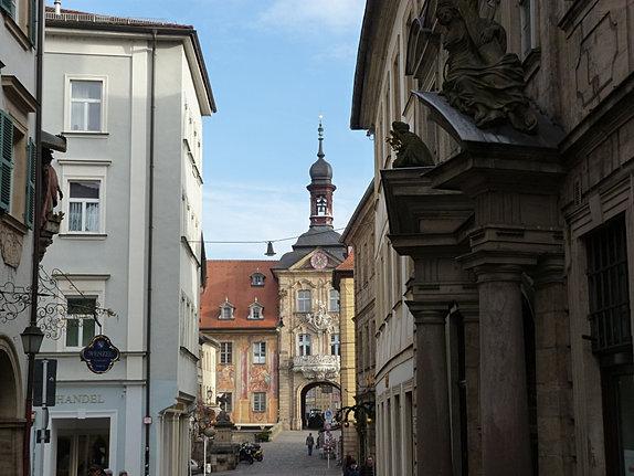 Ferienwohnung  Holzmarkt Bamberg  HOME