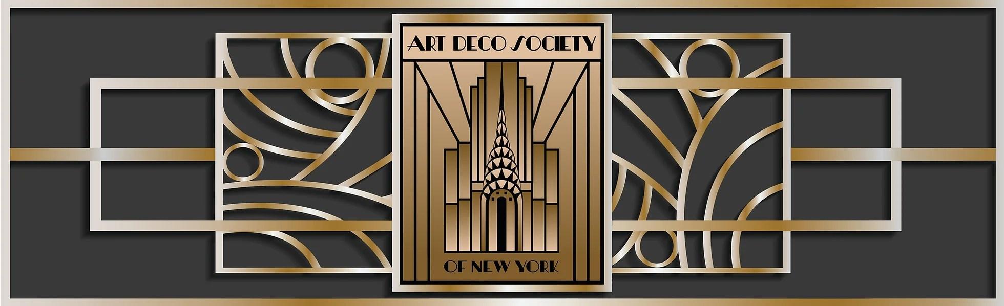 art deco society of new york artdeco org
