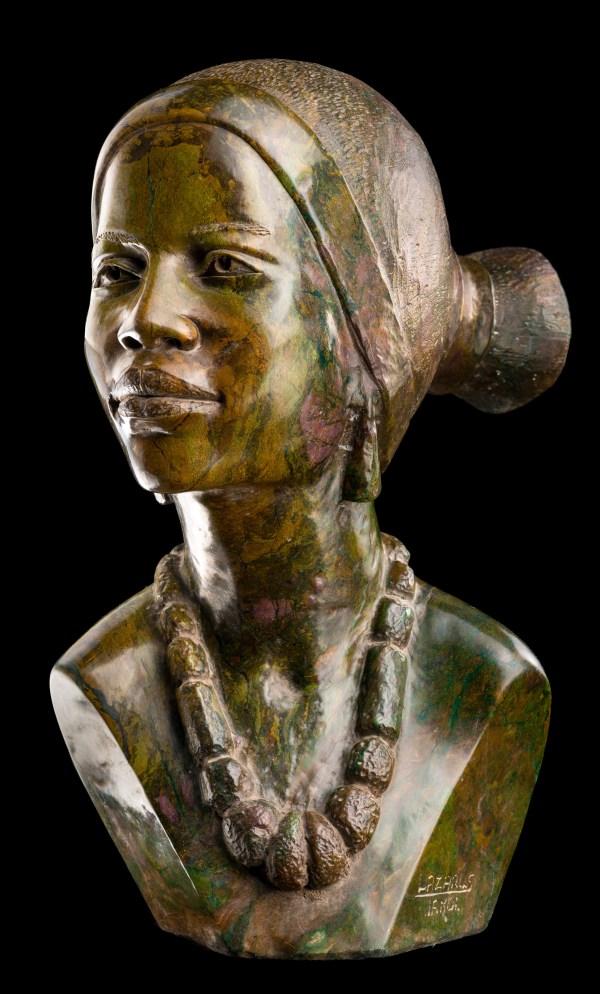 Shona Sculpture Hemingway African