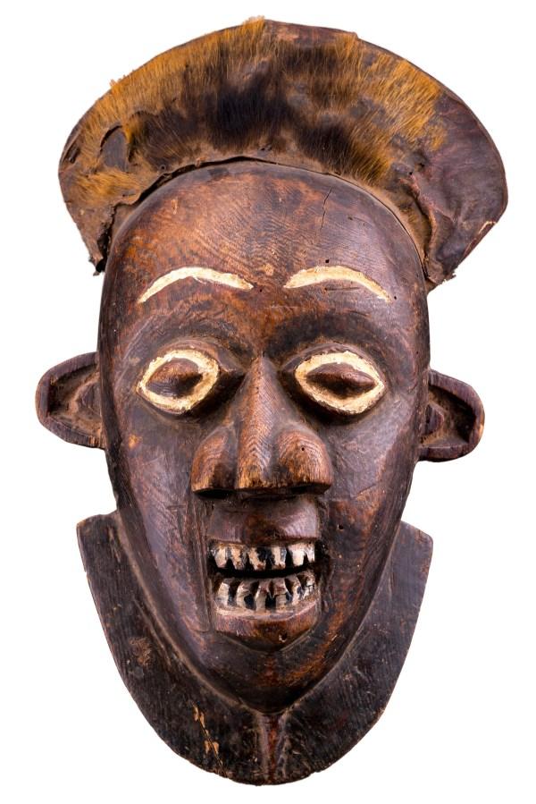 Antique Art Hemingway African