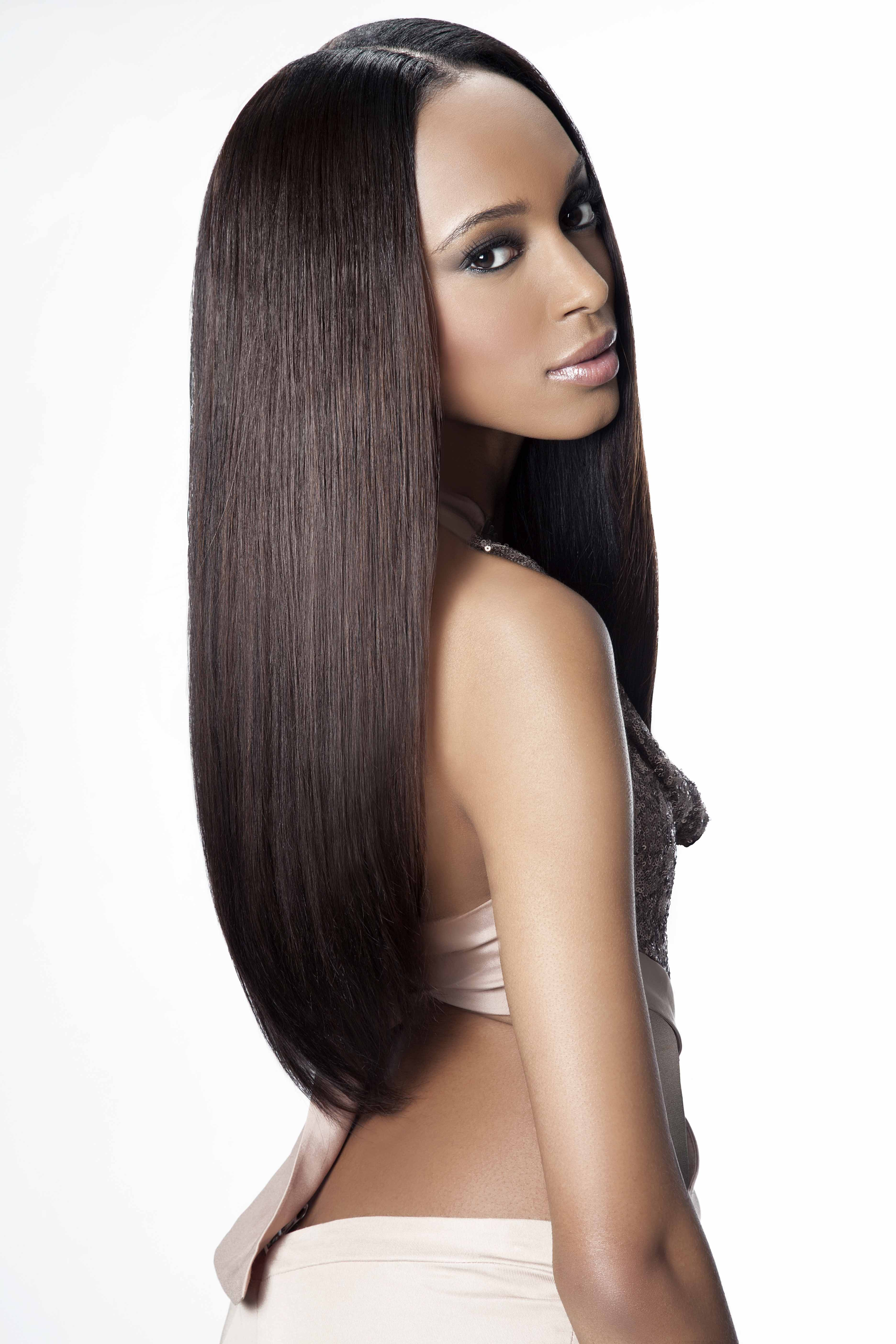 Straight Long Weave Hairstyles Hair Styles For Teens Pinterest