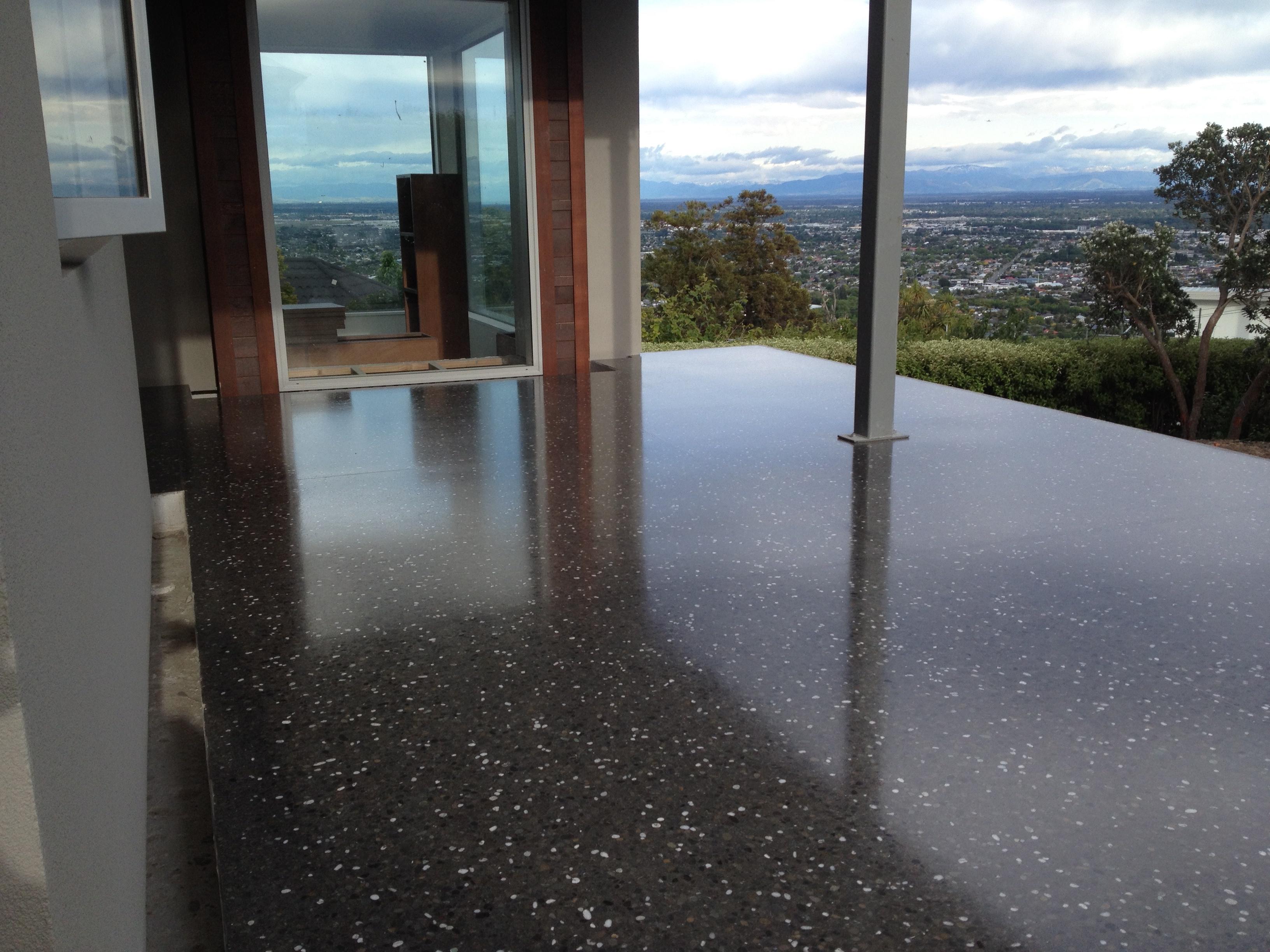 decorative concrete dunedin