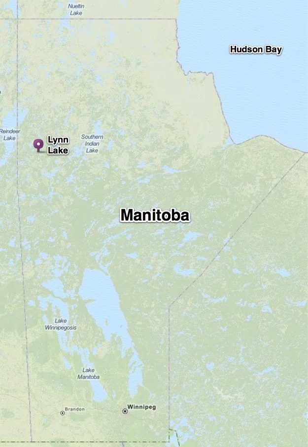 Lynn Lake Manitoba : manitoba, CONTACT, Northwest-cfdc