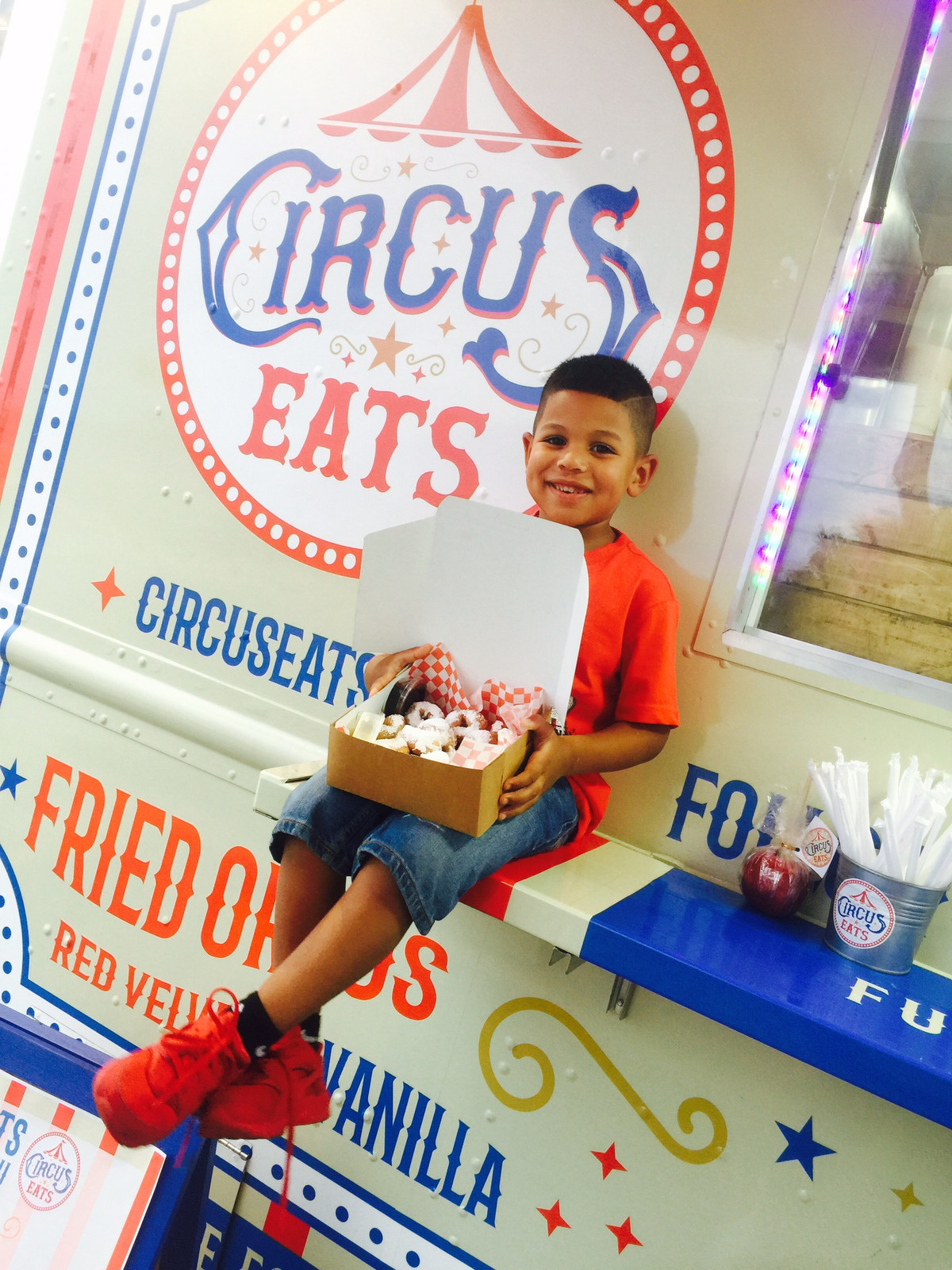 Circus Eats  Circus Food Catering for South Florida Events