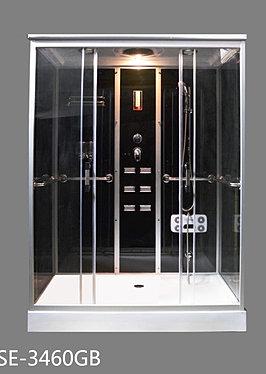 AH Furnico Inc  Luxury European Shower Enclosures and Toilets  Shower Enclosure S3460GB
