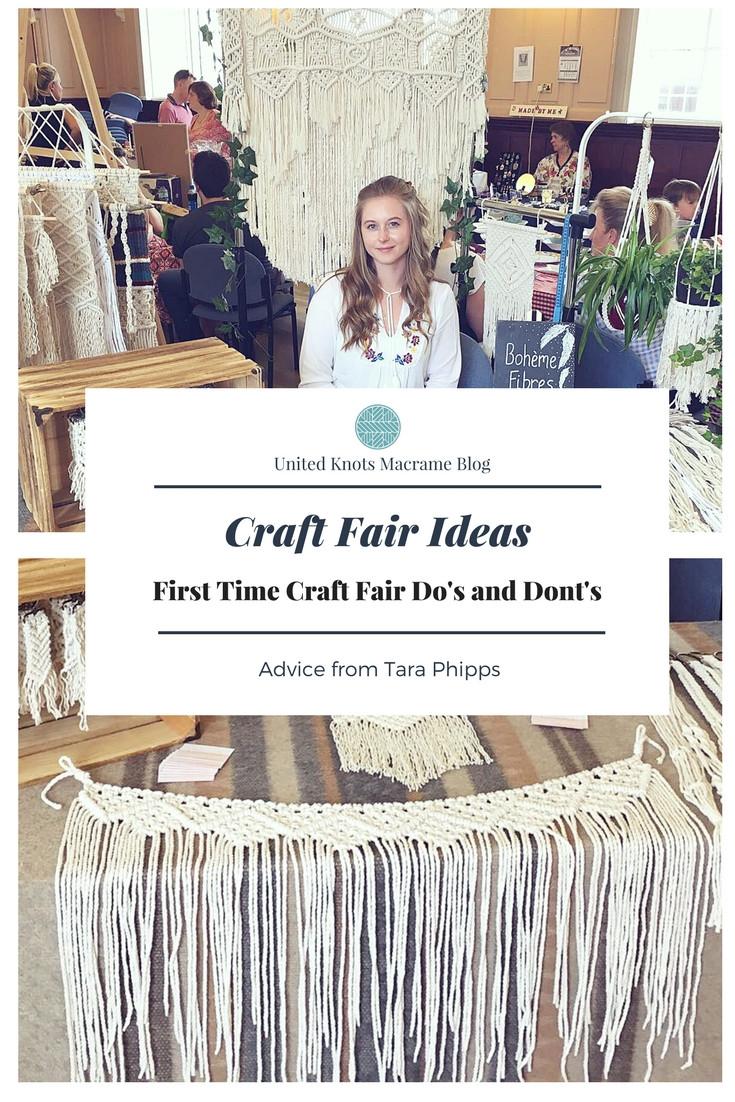 Craft Fair Ideas First Time Craft Fair Do S And Dont S