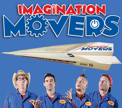 Image result for IMAGINATION MOVERS