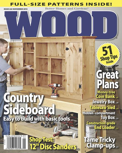 Wood Magazine Jewelry Box Plans : magazine, jewelry, plans, November, Magazine