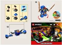 30292 Jay Nano Mech - LEGO instructions and catalogs library