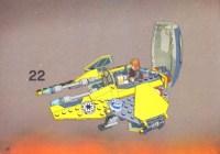 7256 Jedi Starfighter and Vulture Droid - LEGO ...