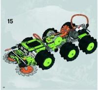 8708 Cave Crusher - LEGO Bauanleitungen und Kataloge ...