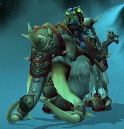 Grand Ice Mammoth