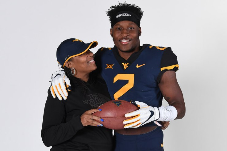 Image result for tykee smith wvu