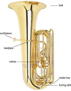 Tuba parts diagram also buyer   guide comparison chart wwbw the music room rh