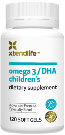Omega 3 / DHA Children's - One of the freshest fish oils available, containing 350mg of DHA per serve to support optimal overall health and vitality of your children.