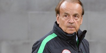 JUST IN: NFF Officially Confirms Gernot Rohr's Contract Extension As Super Eagles Coach