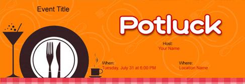 Office Potluck Invitation Email Sample Invitationjpgcom