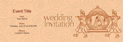 D 4363 Wedding Cards Online Indian