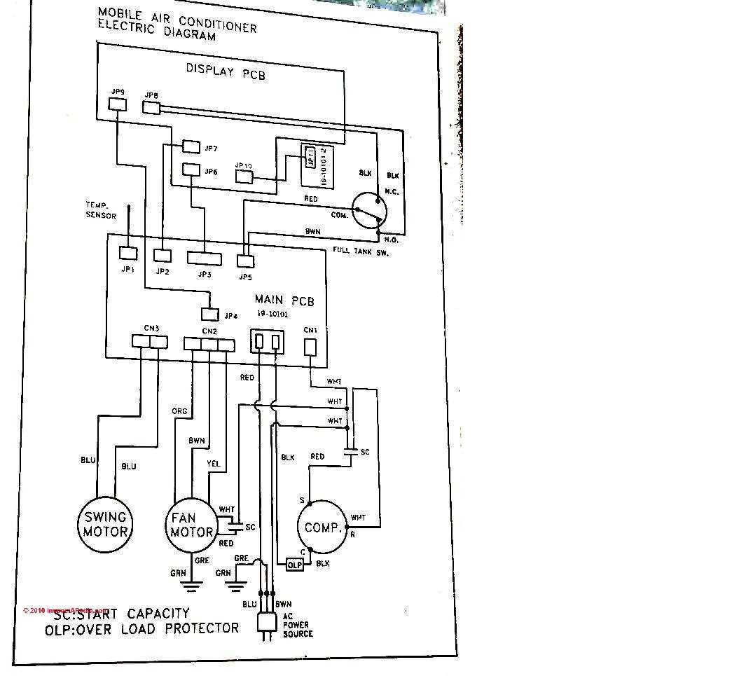 Circuito Electrico Frio Calor Ventana