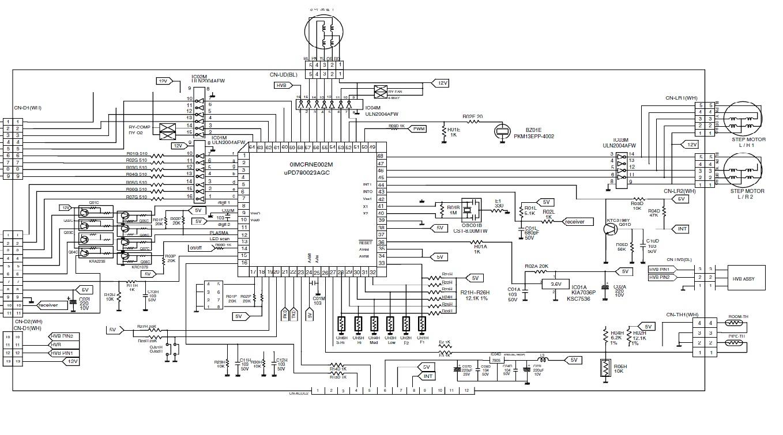 Diagrama Electrico Aire Acondicionado Split Lg: Diagrama
