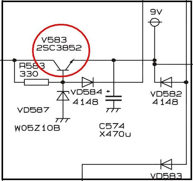 Cn 001g Manual De Servicio Tv