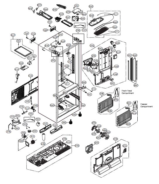 Lg Repair Diagram, Lg, Free Engine Image For User Manual