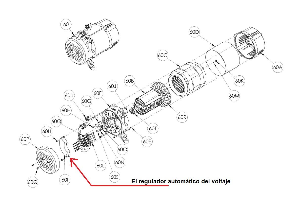 Regulador De Voltaje 5000 Watts Manual Vostok