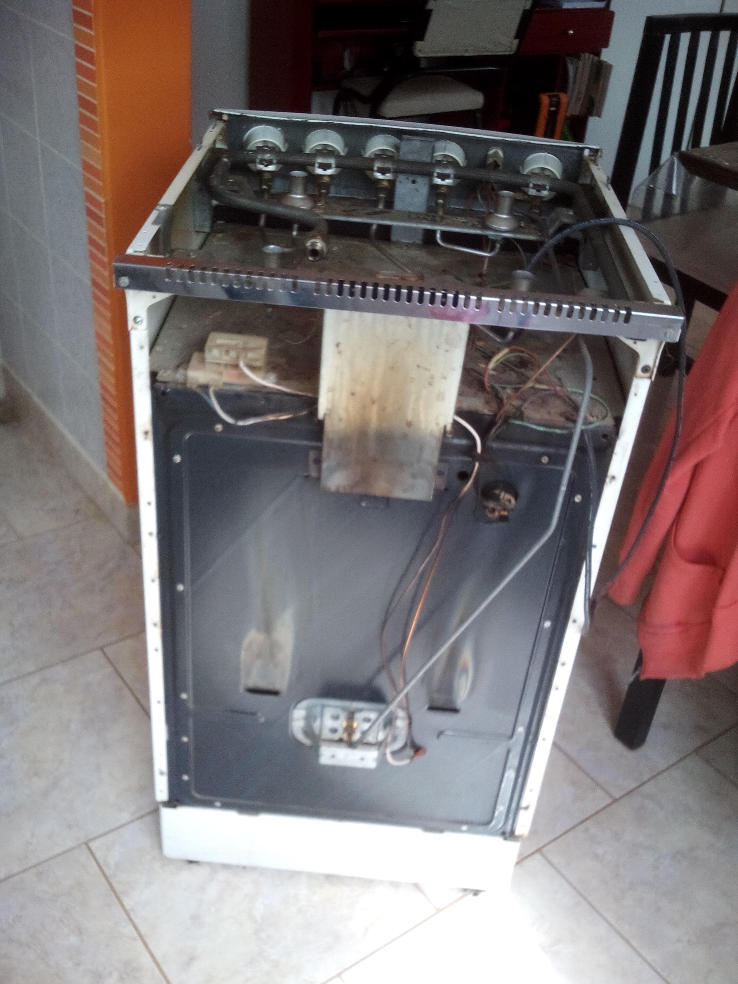 Solucionado El horno prende y luego slo se apaga  YoReparo