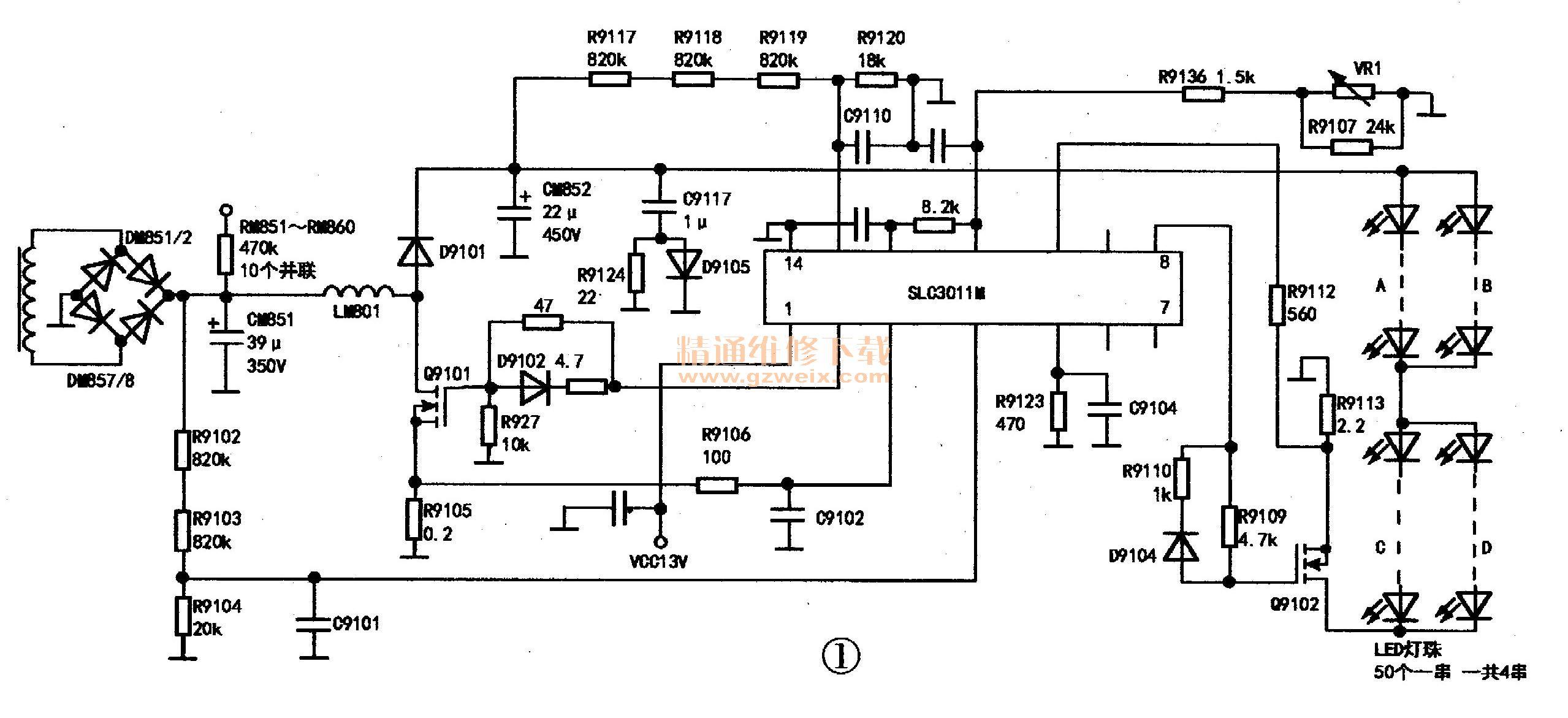 Solicito Diagrama Fuente Bn44 A
