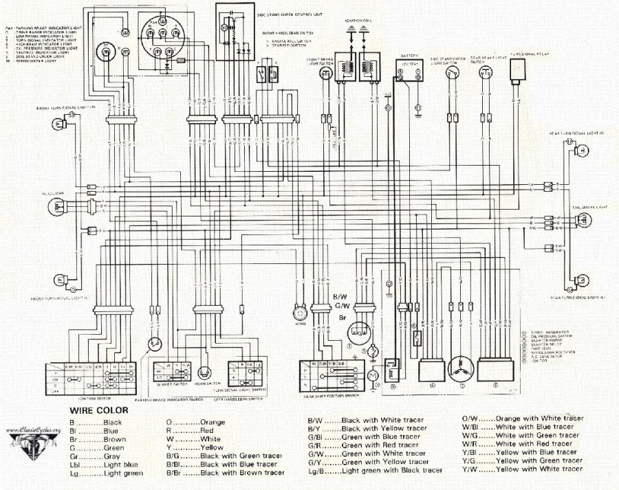 1979 Gs425 Wiring Diagram : 25 Wiring Diagram Images