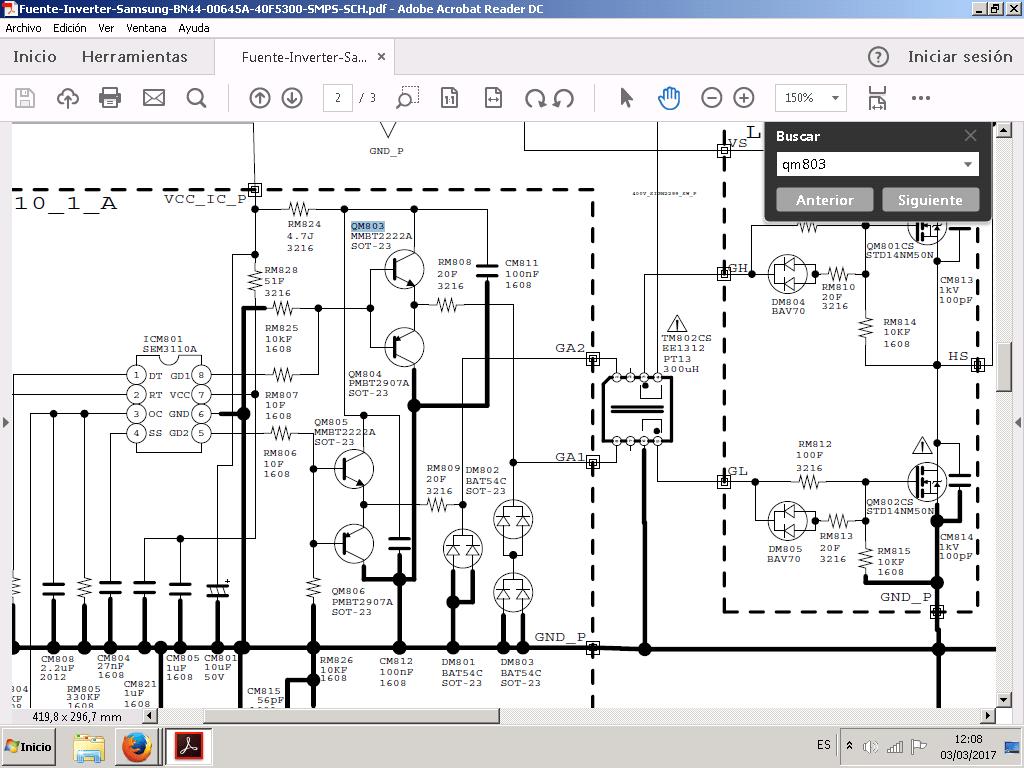 Diagrama Fuente Bn44 A