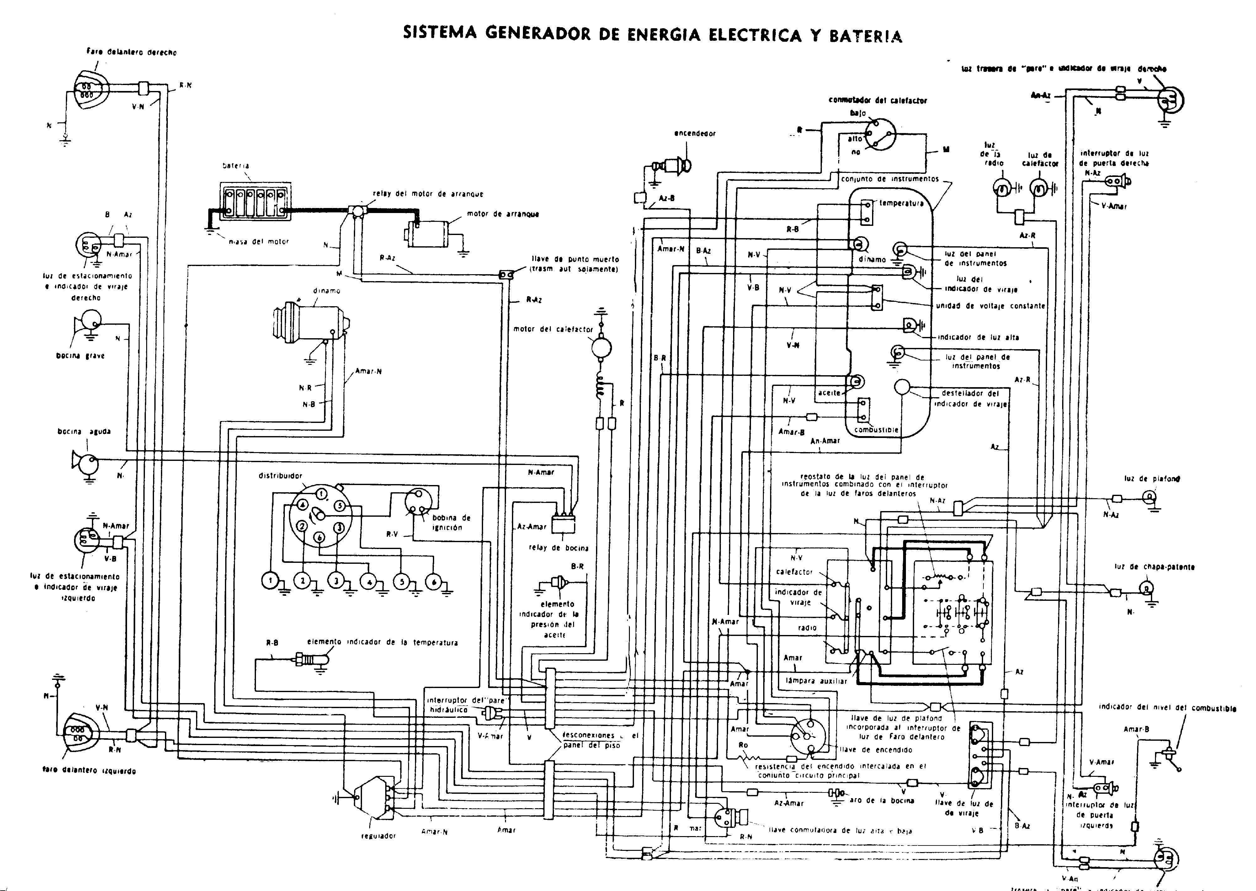 wiring diagram de reparacion citroen c2
