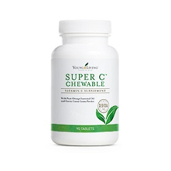Image result for super c chewable young living