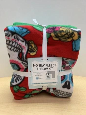 No Sew Fleece Blanket Kits Wholesale : fleece, blanket, wholesale, No-Sew, Throw, Fleece
