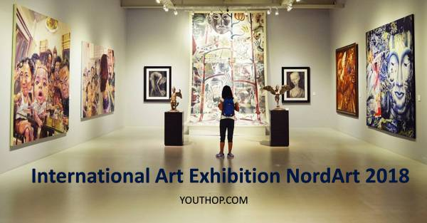 Art Exhibitions 2018