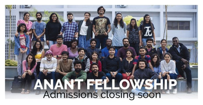 Image result for Anant Fellowship 2020/21 in India (Funded Program)