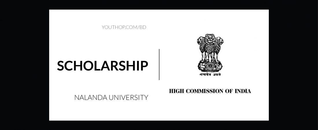 Scholarship for Bangladeshis at Nalanda University
