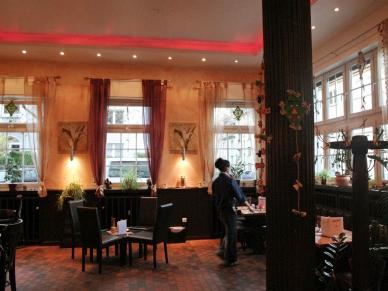 Restaurant Finster Essen