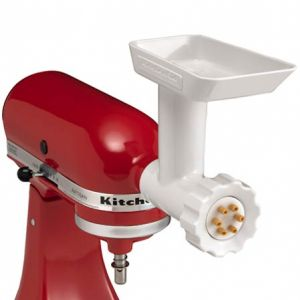 KitchenAid Artisan Stand Mixer Food Grinder Used To Make My Lamb Meat Balls