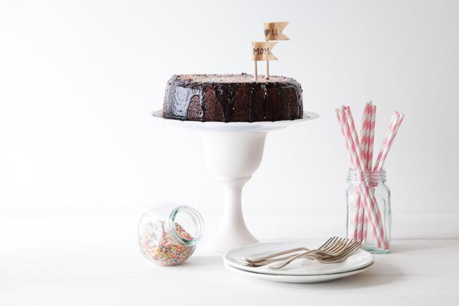 Chocolate cake recipe by Megan Hutton
