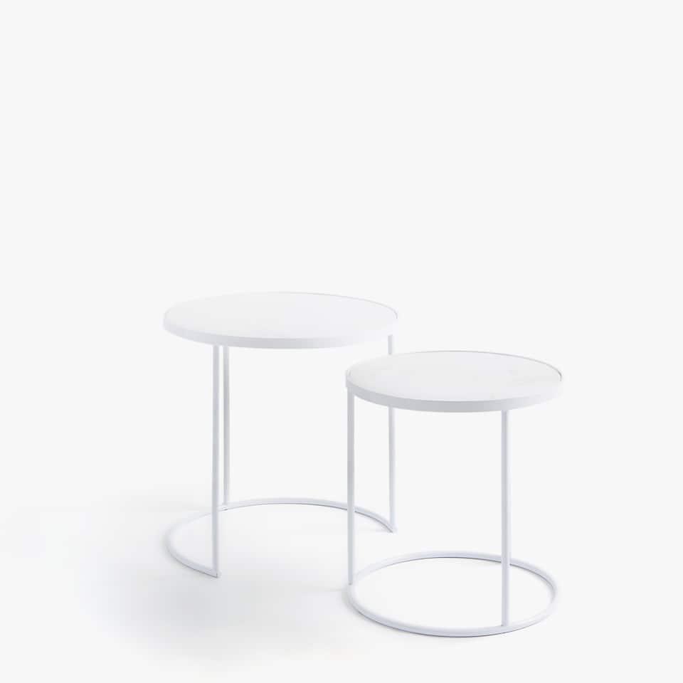 Muebles auxiliares  Zara Home Nueva Coleccin