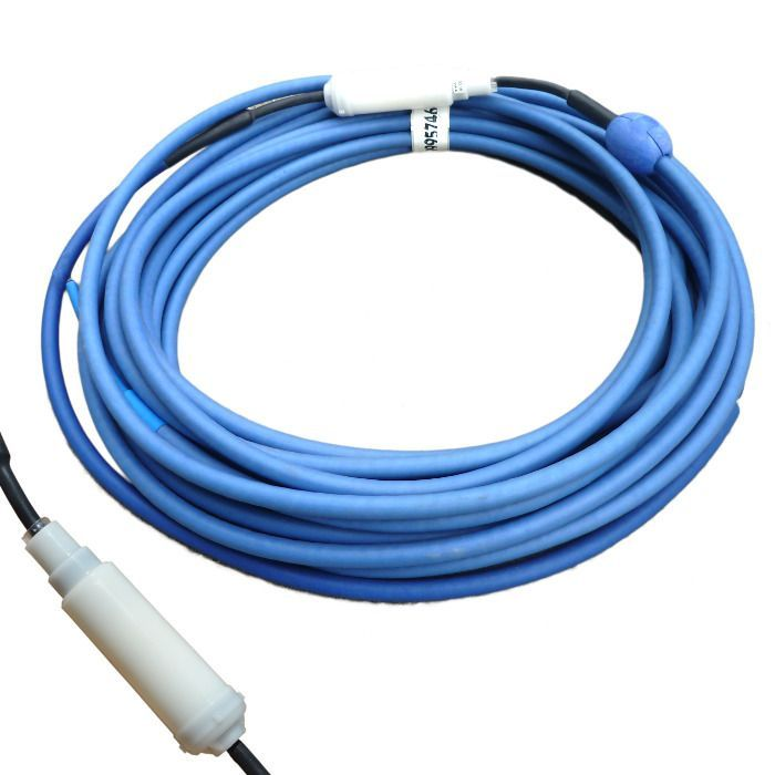 maytronics 9995861 assy cable flottant 18 m avec swivel pour dolphin diag