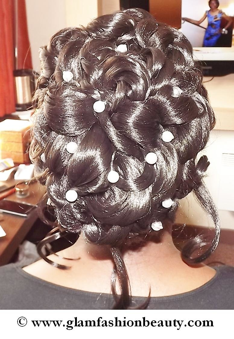 Page Hairstyle