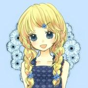 blue daisy pixiv86359 #1318103