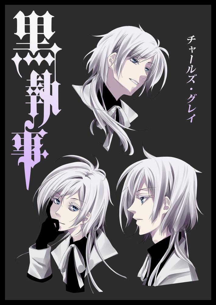 Anime Dj Wallpaper Charles Grey Kuroshitsuji Page 2 Of 2 Zerochan Anime