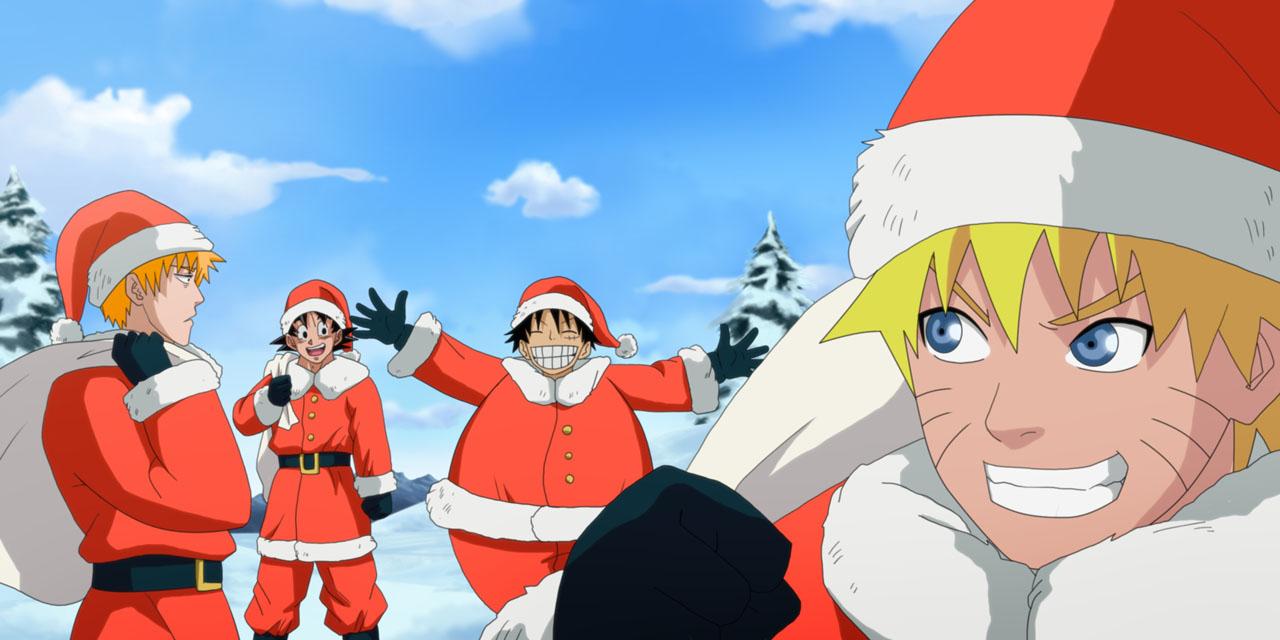 Tony Tony Chopper Wallpaper Hd One Piece Christmas Zerochan Anime Image Board