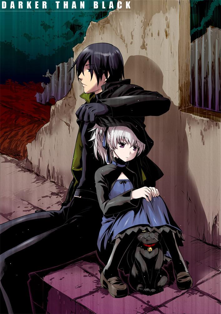 Child Wallpaper Hd Yin Darker Than Black Zerochan Anime Image Board