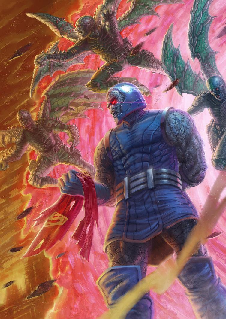 Darkseid - DC Comics - Image #2392933 - Zerochan Anime Image Board