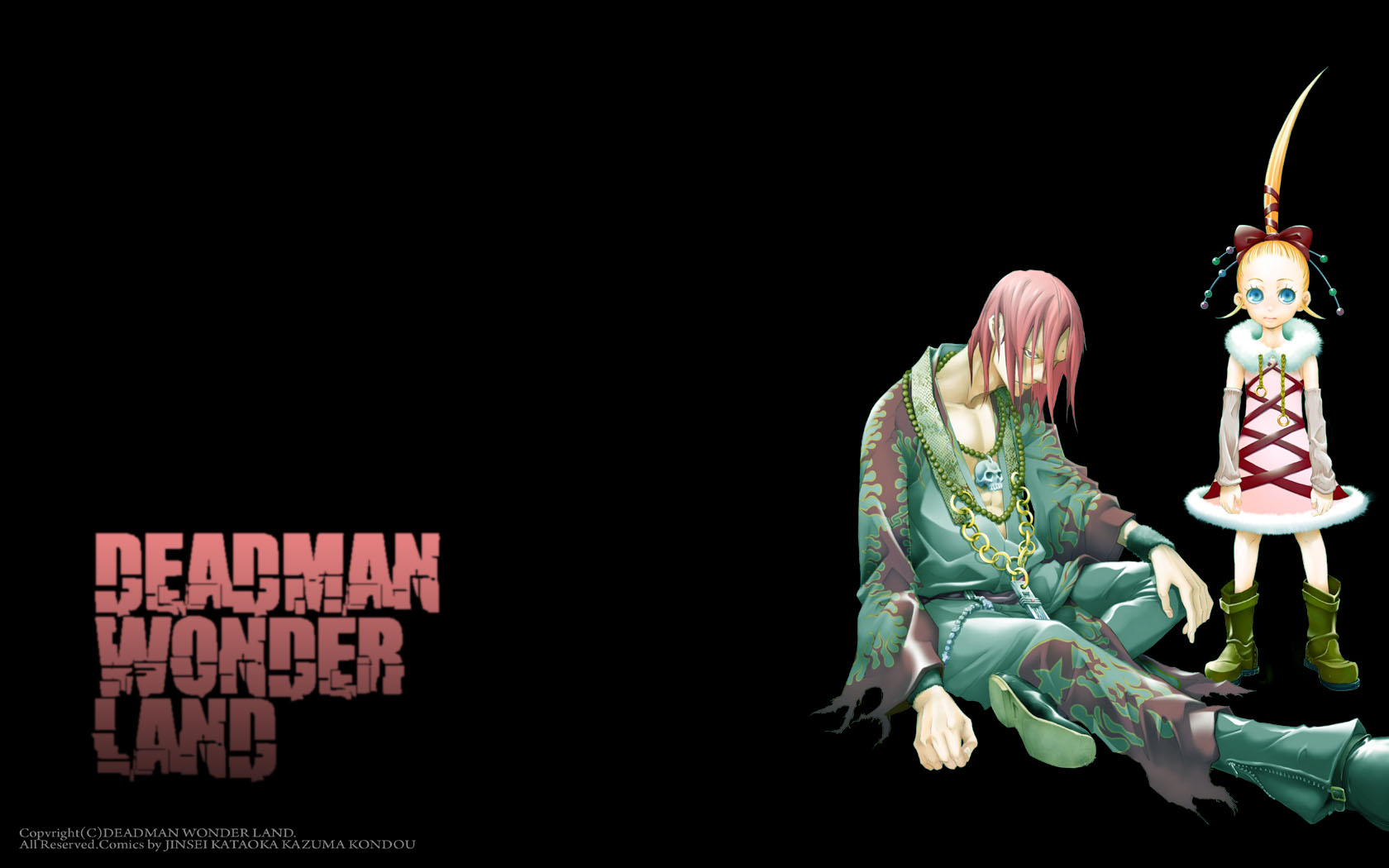 Full Body Girl Wallpaper Daida Hibana Deadman Wonderland Zerochan Anime Image Board